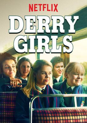 Derry girls affiche