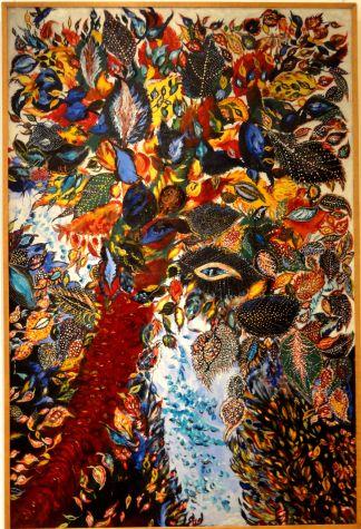 Séraphine de Senlis, l'arbre de paradis, 1928-30